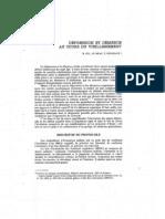 Gil et al. - Dépression et démence au cours du vieillissement - Gérontologie et Société - 1992
