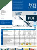 Calendario CTC 2014 Brasil