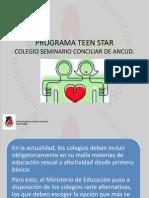 Proyecto Teen Star Apoderados