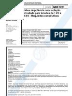 NBR 6251 (NOV-2000) - Cabos 1_35kV