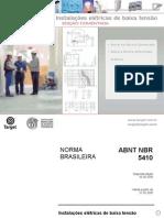NBR 5410 (SET-2004) - Eletricidade Geral Comentada