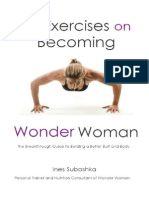30 Exercises on Becoming Wonder Woman