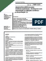 NBR 5420 (ABR-1992) - Equip. Ex p