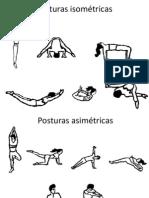 Posturas isométricas