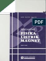 Pengantar Fisika Listrik Magnet