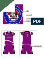 Logo + Kaos Olahraga