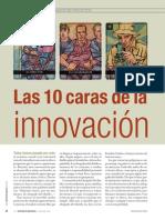 Las 10 Caras de La Innovacion