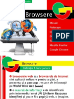 Curs Browsere Web