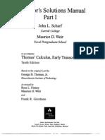 Thomas Finney Calculus 11th Edition Ebook