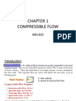 Chapter 1 Compressible Flow