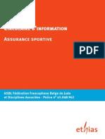 Assurance Sportive