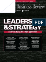 Leadership & Strategy