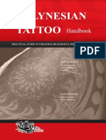 The Polynesian Tattoo Handbook Sample