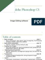 Using Adobe Photoshop CS