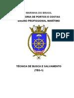 TBS - TÉCNICA DE BUSCA E SALVAMENTO - 15062011