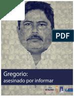 Informe Gregorio