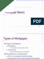 Mortgage Basics