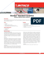 Ft Bondex Standard Ceramica 0