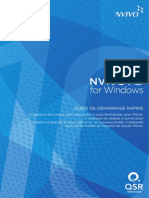 NVivo10 Getting Started Guide French