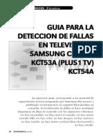 Fallas Tv Samsung
