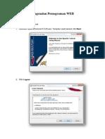 Pengenalan Pemograman WEB