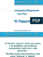 Rapport PNLDesdeCero