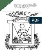 Simbolos de Moquegua