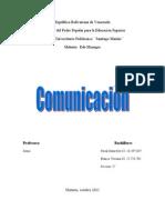 Factores de la comunicación maurelys