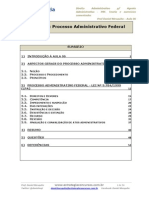 Aula 06- Processo Administrativo