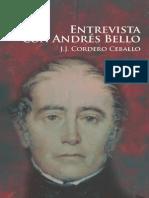 Entrevista con Andrés Bello