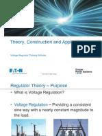Theory Voltage Regulators