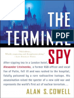 The Terminal Spy by Alan S. Cowell - Excerpt
