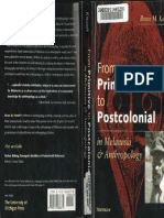 From Primitive to Postcolonial
