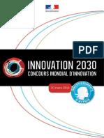 Quelques Projets Du Concours Mondial d'Innovation