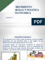 Crecimiento Desarrollo y Politica Economica (1)