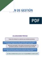 Dr Del Rio Victor Emilio Plan de Gestion Judicial Presentacion Powerpoint