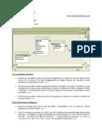 Examen de fin de module Les procédures stockées  et Les déclencheurs (Triggers)