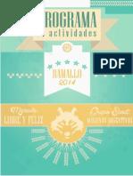 Plani Ramallo 2014