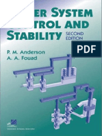 Power Systems Control and Stability - 2ed.2003