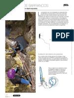 Soluciones Descendo de Barrancos Catalogo 2012
