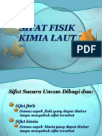 2. Sifat Fisik Kimia Laut