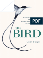 The Bird by Colin Tudge - Excerpt