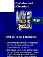 PPT= MNT in Diabetes and Related Disorders and Strategies