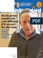North Jersey Jewish Standard, March 21, 2014