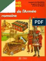Histoire de l'Armee Romaine - La Vie Privee Des Hommes