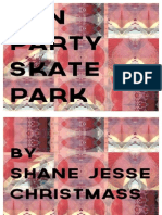 LAN Party Skate Park by Shane Jesse Christmass