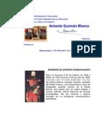 Antonio Guzmán Blanco biografia