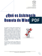 Asistencia Remota Windows