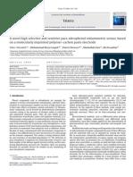 A Novel High Selective and Sensitive Para-nitrophenol Voltammetric Sensor, Based