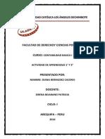Derecho Contabilidad Basica 1 y 2